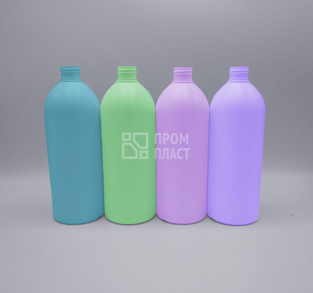 "Пластиковая бутыль ""Косметика 500 мл"" горловина 24/410"