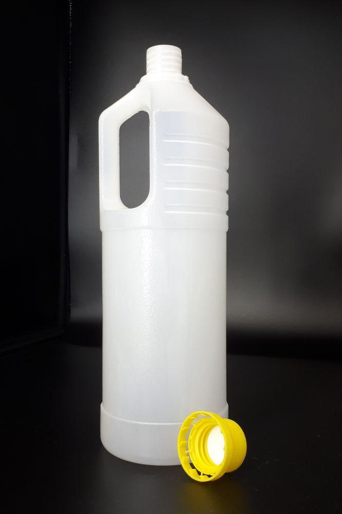 """Пластиковая бутылка 1 л """"ЧИБИС"""" с крышкой с прокладкой"""