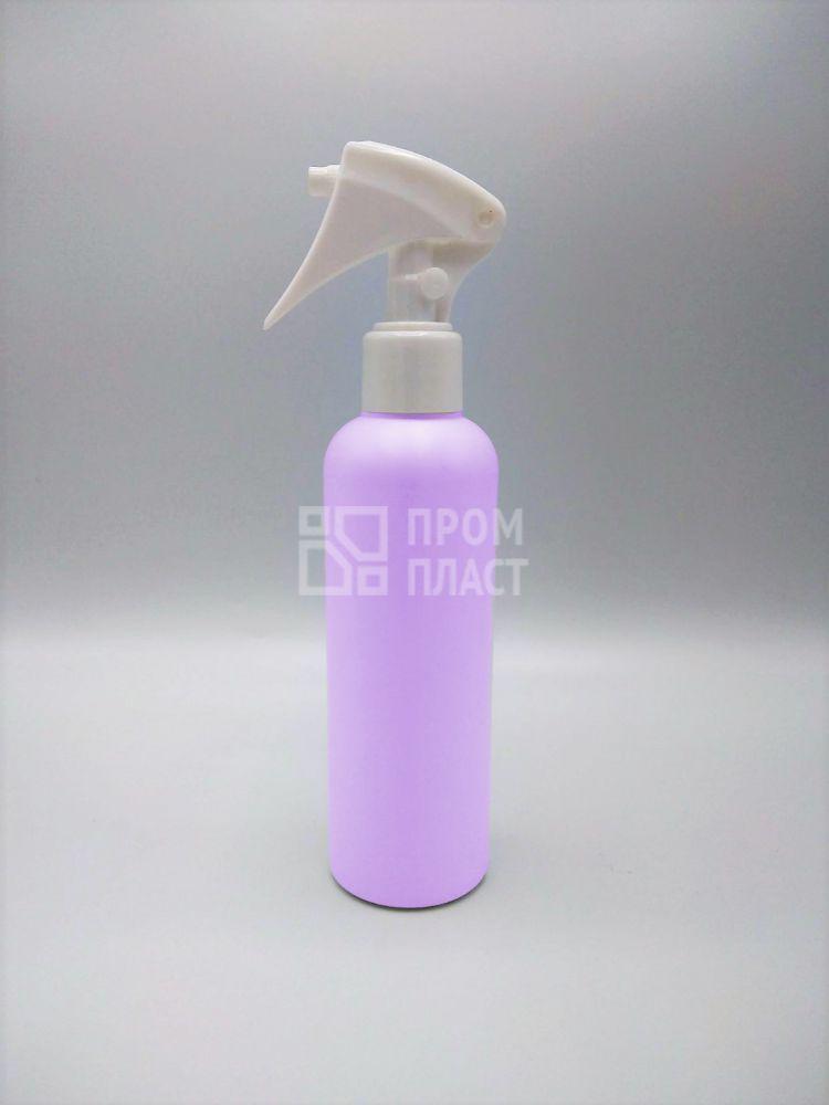 Пластиковая бутыль 200 мл с курковым распылителем 24/410