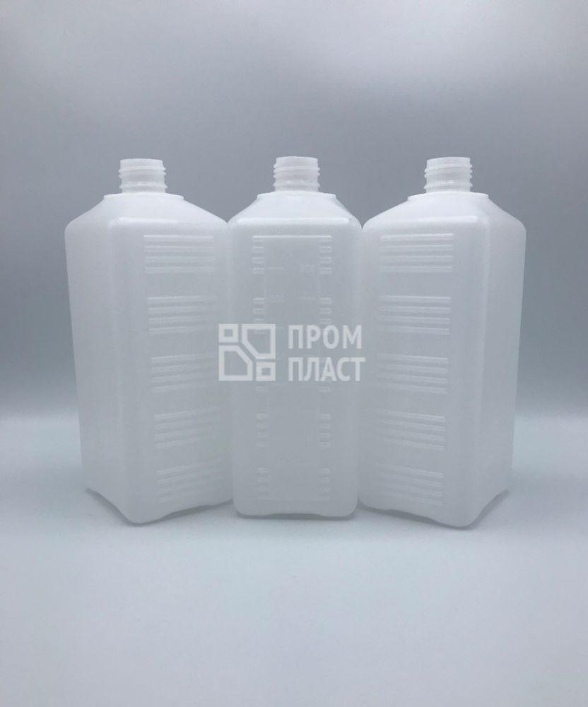 """Бутылка пластиковая 1 л """"Монолит 28"""""""