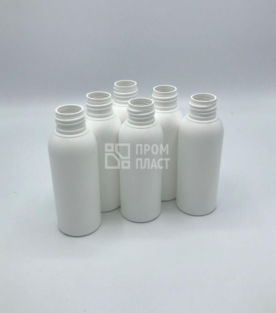 "Пластиковая бутыль ""Косметика 100 мл"" горловина 24/410"