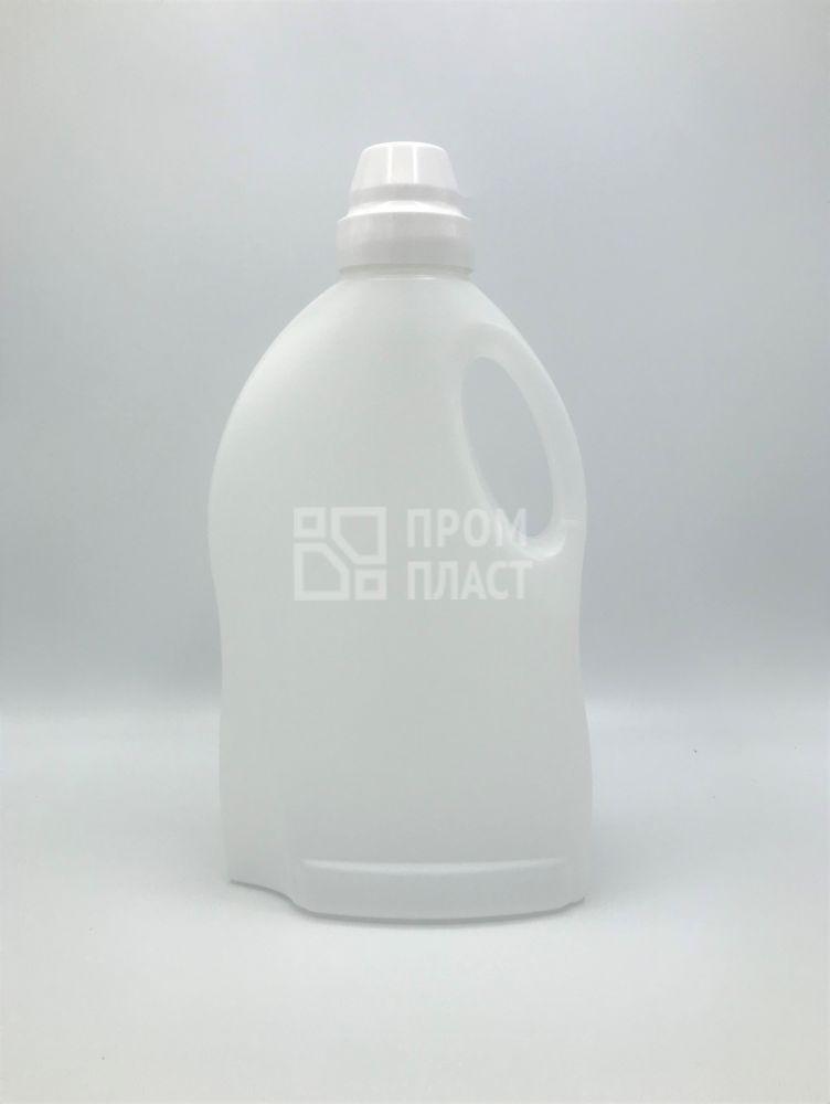 Пластиковый флакон 1,5 л с мерным колпачком