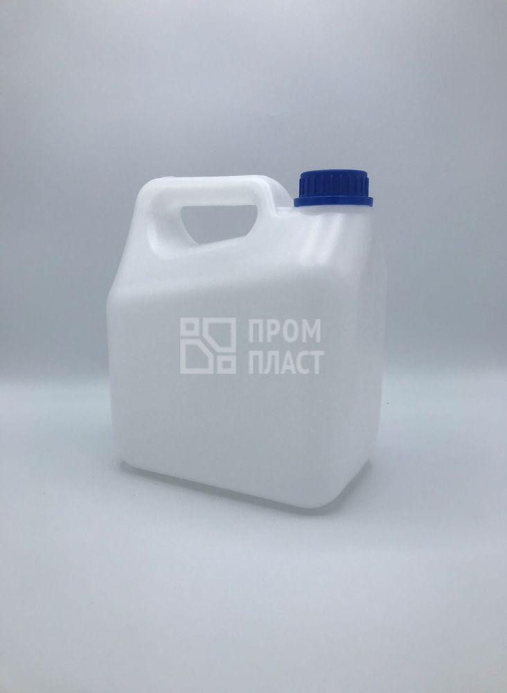 Пластиковая канистра 3 л