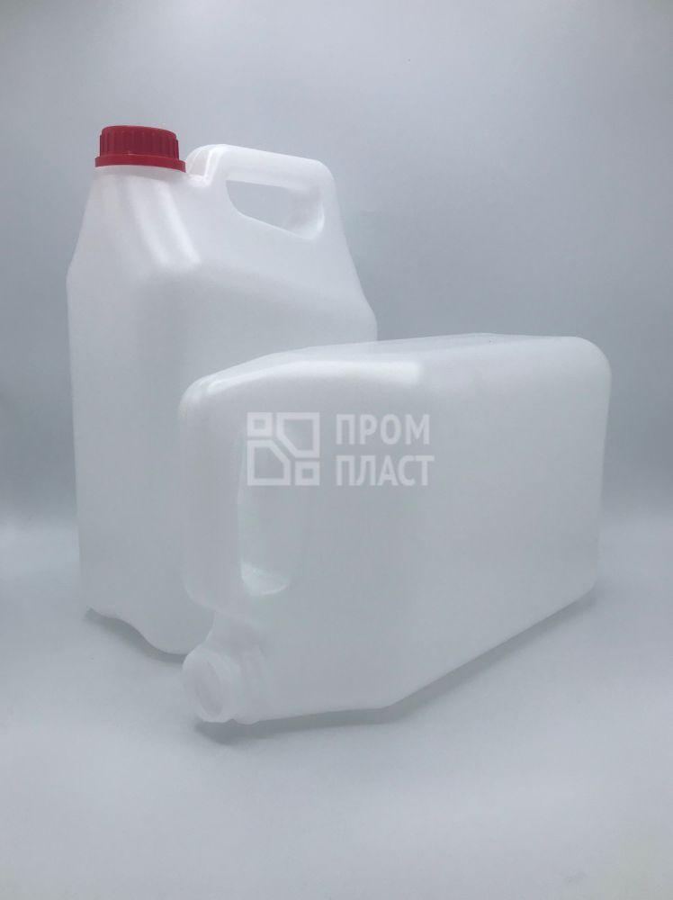 Пластиковая канистра 5 л - II