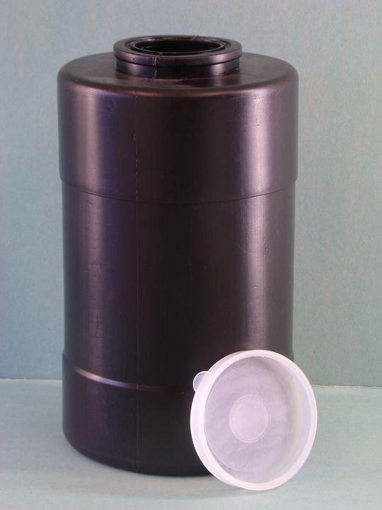 Пластиковая канистра-фляга 2 кг