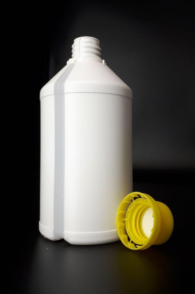 Пластиковая бутылка 0,5 л - V